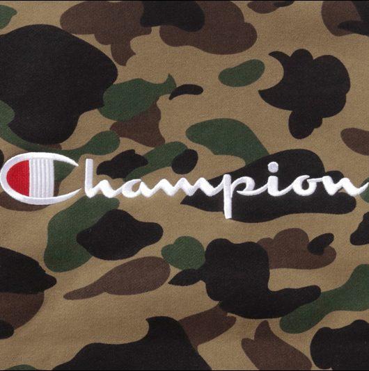 Bape X Champion