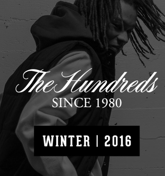 The Hundreds lookbook - Hiver 2016