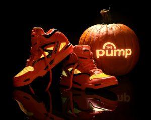 Reebok Classic Pump Omni Lite Pumpkin