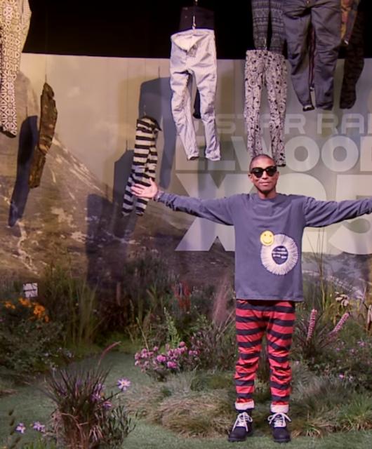 Pharrell x G-star
