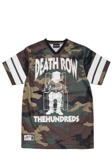 Maillot football US - The Hundreds x Death Row
