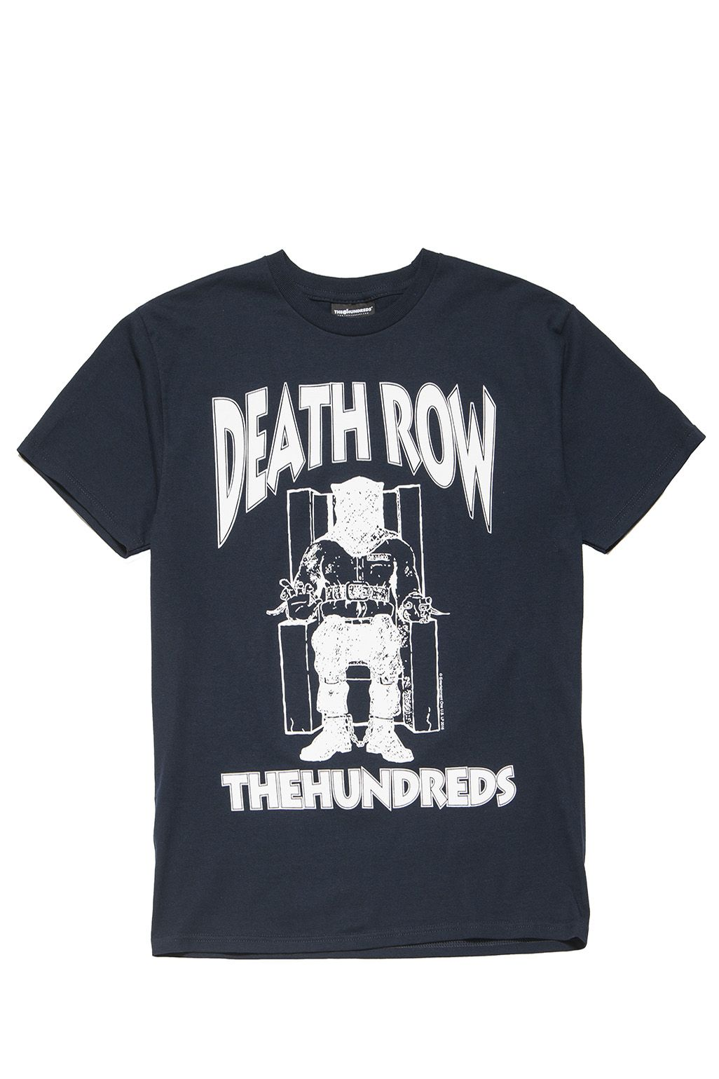 T-shirt - The Hundreds x Death Row