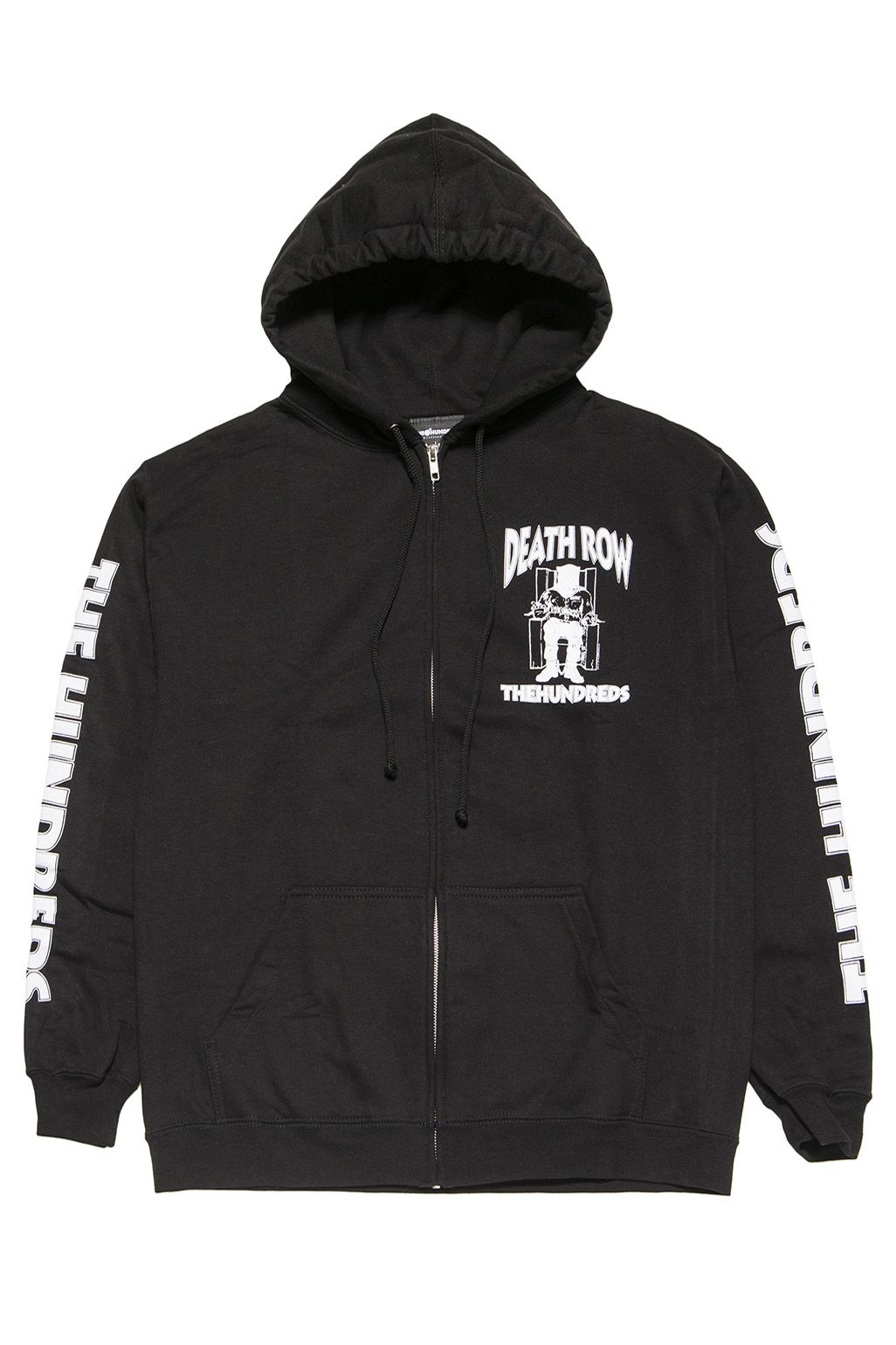 Hoodie - The Hundreds x Death Row