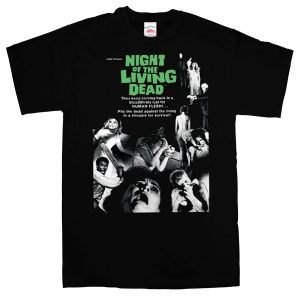 T-shirt Night of the living dead - Kid Cudi