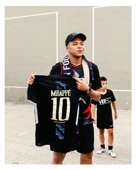 maillot-football-club-venice-beach-kylian