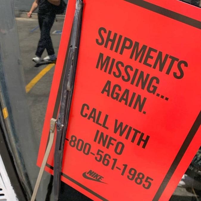 message-nike-camion-livraison-crash