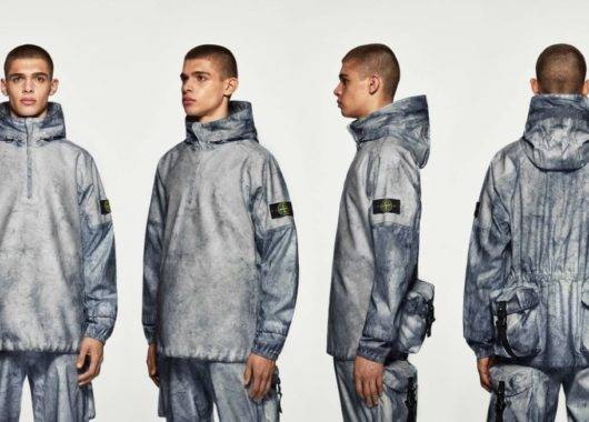 la collection End Clothing avec Stone Island
