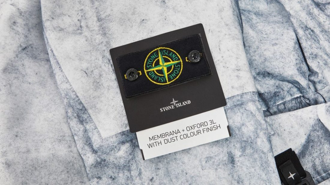 patch End clothing x Stone Island
