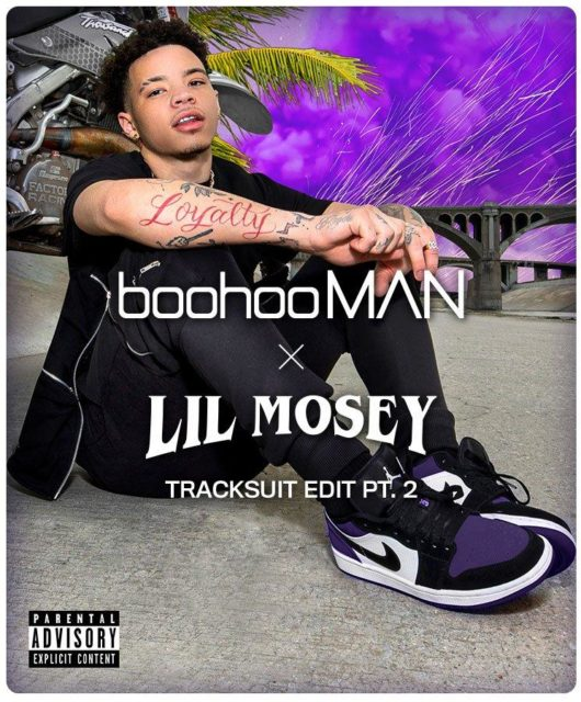 Boohooman x lilmosey cover